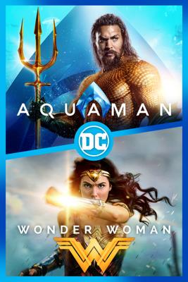 Aquaman/Wonder Woman 2-Film Collection HD Download