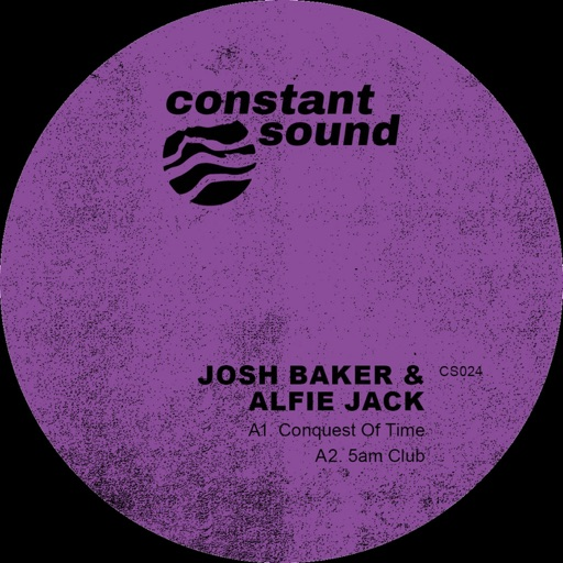 Conquest of Time - EP by Alfie Jack & Josh Baker