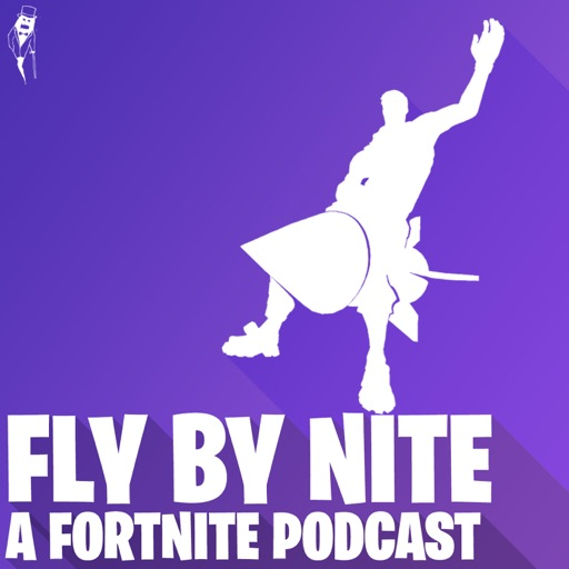 Cover image of Fly By Nite: A Fortnite Podcast