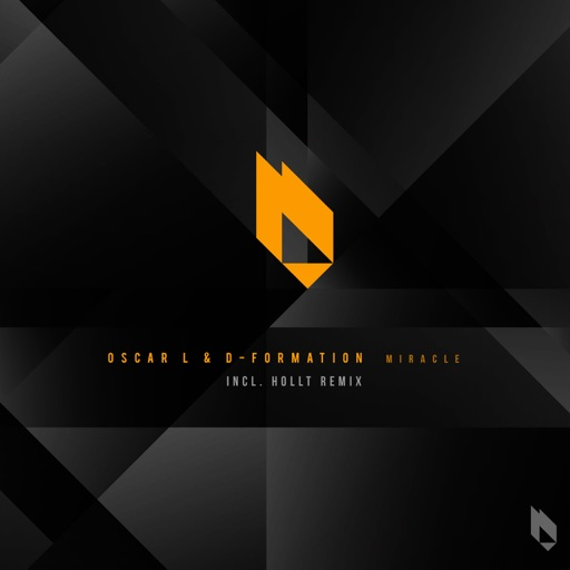 Miracle - Single by D-Formation & Oscar L