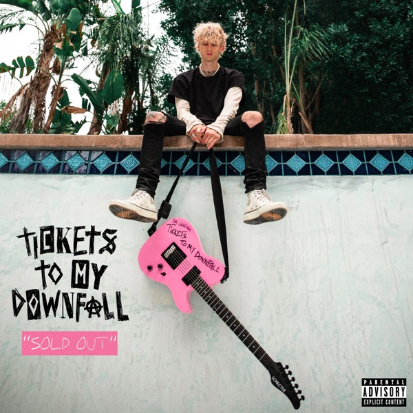 Machine Gun Kelly - Tickets to My Downfall (SOLD OUT Deluxe)