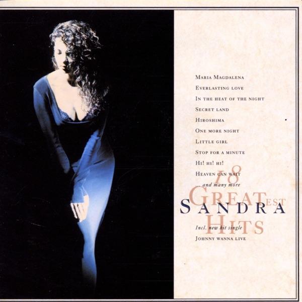 SANDRA EVERLASTING LOVE