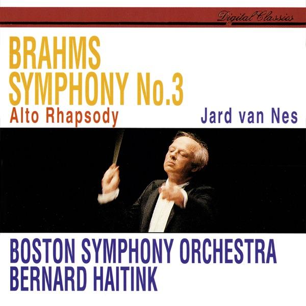 Brahms: Symphony No. 3 - Alto Rhapsody