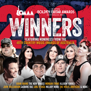 Various Artists - CMAA Winners 2021