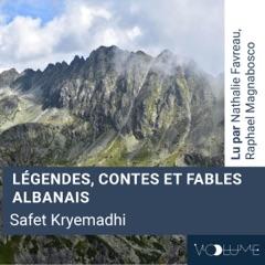 Légendes, fables et contes albanais