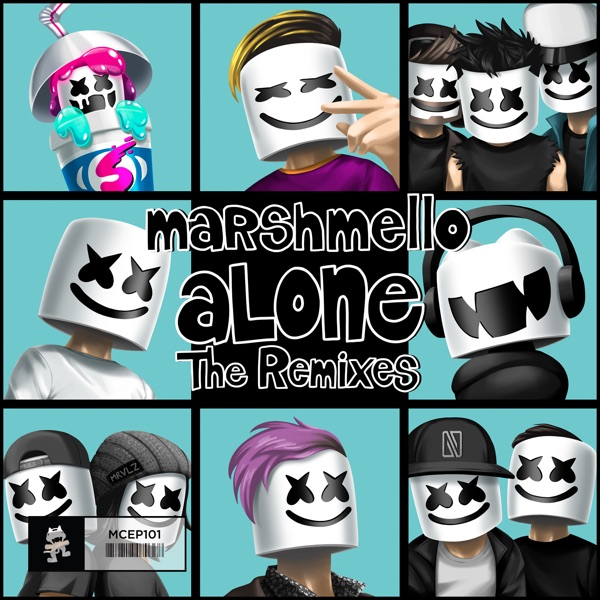 Alone (Mrvlz Remix) - Single