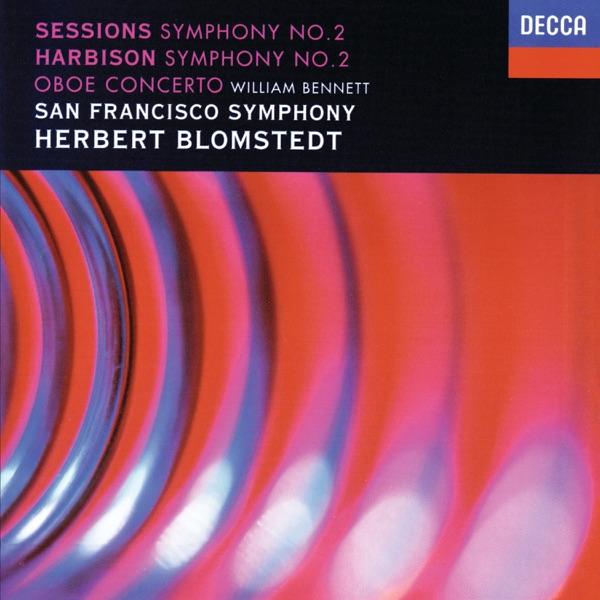 Harbison: Symphony No. 2, Oboe Concerto - Sessions: Symphony No. 2