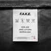 Don Joe, Jake La Furia & Marracash - F.A.K.E. artwork