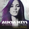 Un-thinkable (I'm Ready) [Remix] {feat. Drake} - Single, Alicia Keys