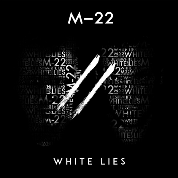 Cover art for White Lies