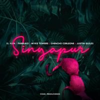 Singapur (Remix) [feat. Chencho Corleone & Justin Quiles] - El Alfa, Farruko & Myke Towers