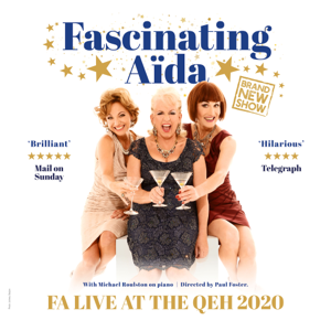 Fascinating Aïda - Live at the QEH 2020