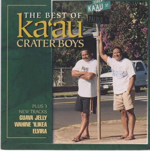 Art for You Don't Write by Ka'au Crater Boys
