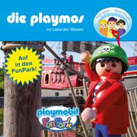 David Bredel & Florian Fickel - Die Playmos - Im Land der Riesen (Hörspiel) artwork