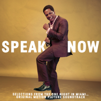 Leslie Odom, Jr. - Speak Now (Selections From One Night In Miami... Soundtrack) - EP artwork