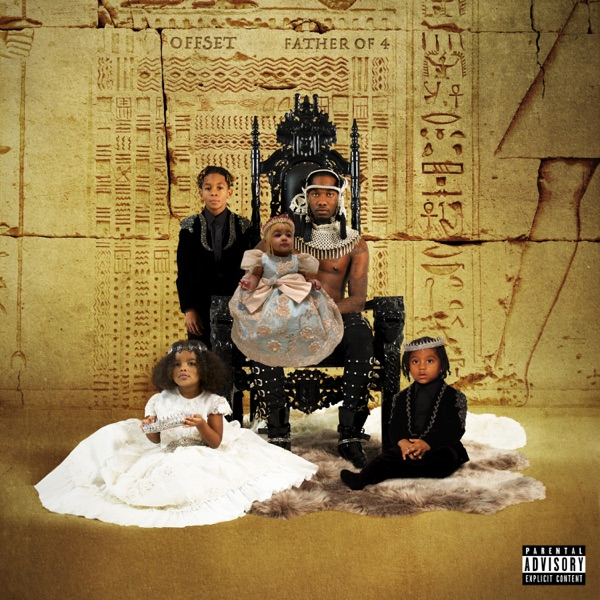 ALBUM; Offset - FATHER OF 4