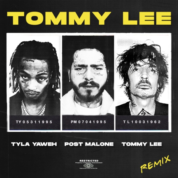 Tommy Lee (Tommy Lee Remix) [feat. Post Malone] - Single