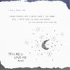 Munn - Tell Me U Love Me artwork