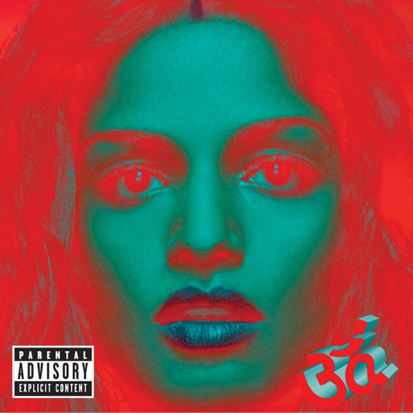"""The album art for """"Matangi"""" by M.I.A."""