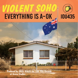 Violent Soho – Everything Is A-OK [iTunes Plus AAC M4A]
