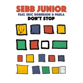 Don't Stop (feat. Eric Roberson & Paula) [Extended Mix] artwork