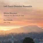 Left Coast Chamber Ensemble - Quartet for the End of Time: VIII. Louange à l'immortalité de Jésus