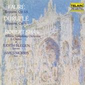 Robert Shaw - Fauré: Requiem, Op. 48 - I. Introit et Kyrie