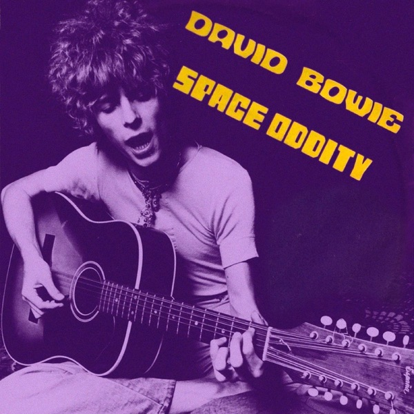 Space Oddity (50th Anniversary EP)