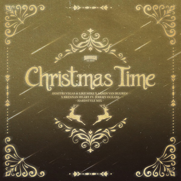 Christmas Time (Hardstyle Mix) [feat. Jeremy Oceans] - Single