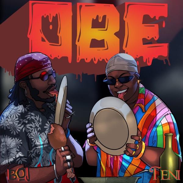 Obe (feat. Teni) - Single
