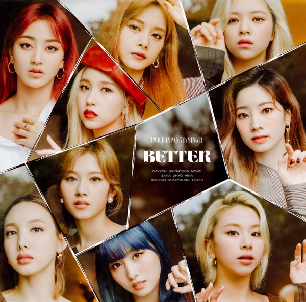 """TWICE – BETTER (From """"BETTER"""") [iTunes Plus AAC M4A] Download Free"""