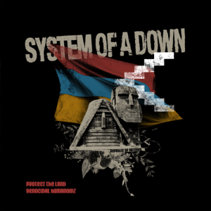 System Of A Down - Protect the Land