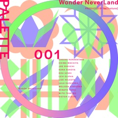 PALETTE 001 - Wonder NeverLand - EP