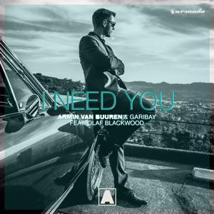 Armin van Buuren & Garibay - I Need You feat. Olaf Blackwood