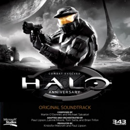 Halo: Combat Evolved Anniversary (Original Soundtrack) by Various Artists