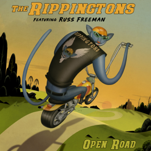Open Road (feat. Russ Freeman)