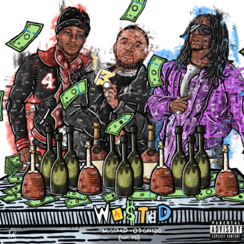 03 Greedo & Mustard Wasted (feat. YG) music video