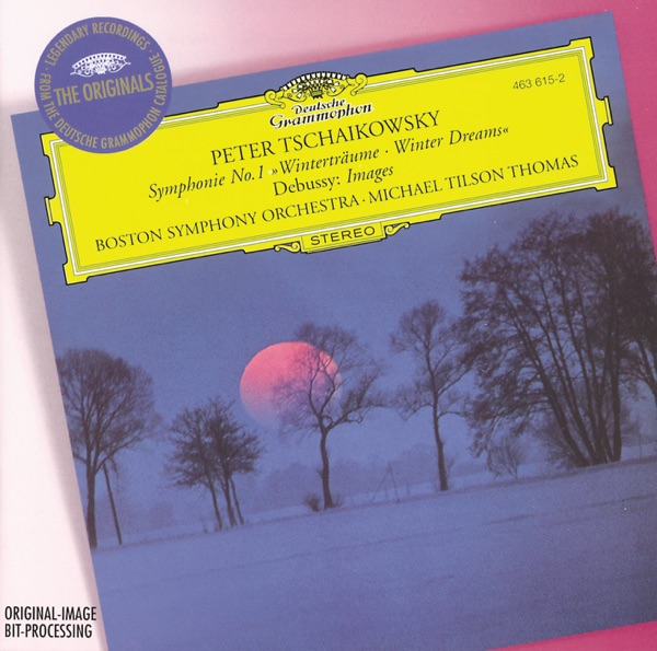 Boston Pops Orchestra & Michael Tilson Thomas - Tchaikovsky: Symphony No. 1