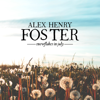 Alex Henry Foster - Snowflakes in July - EP artwork