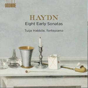 Tuija Hakkila - Haydn: 8 Early Sonatas