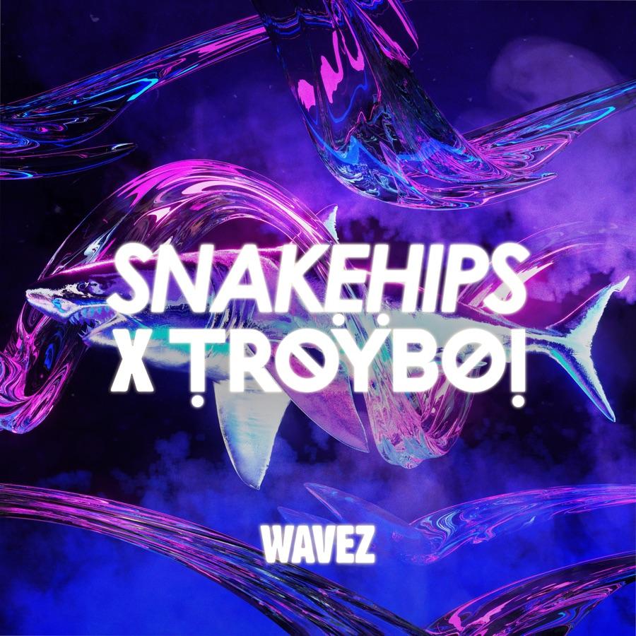 Snakehips & TroyBoi - Wavez - Single