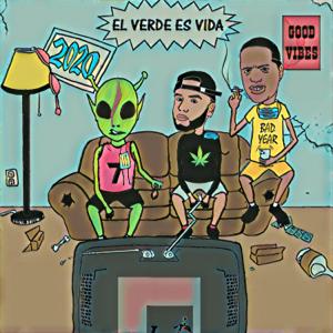 Ralphy Dreamz - El Verde Es Vida - EP