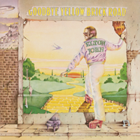 Elton John - Goodbye Yellow Brick Road artwork