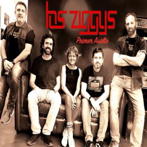 Los Ziggys - Primer Asalto - EP
