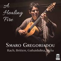 Smaro Gregoriadou - A Healing Fire artwork