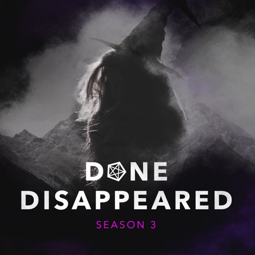 Cover image of DONE DISAPPEARED