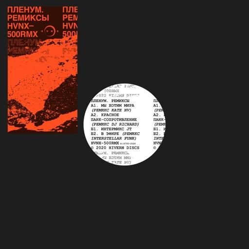 Plenum (Remixes) by Interchain