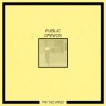 Public Opinion - Bag Full of Money