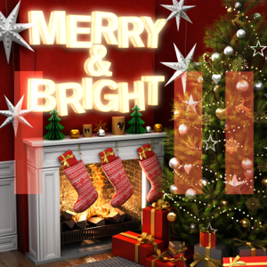 Various Artists - Merry & Bright