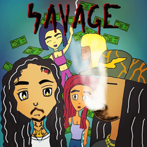 Young Syrup - Savage